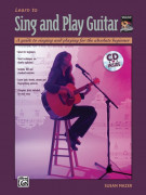 Learn to Sing and Play Guitar (book/CD)