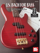J.S. Bach For Bass (book/CD)