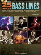 25 Great Bass Lines (book/CD)