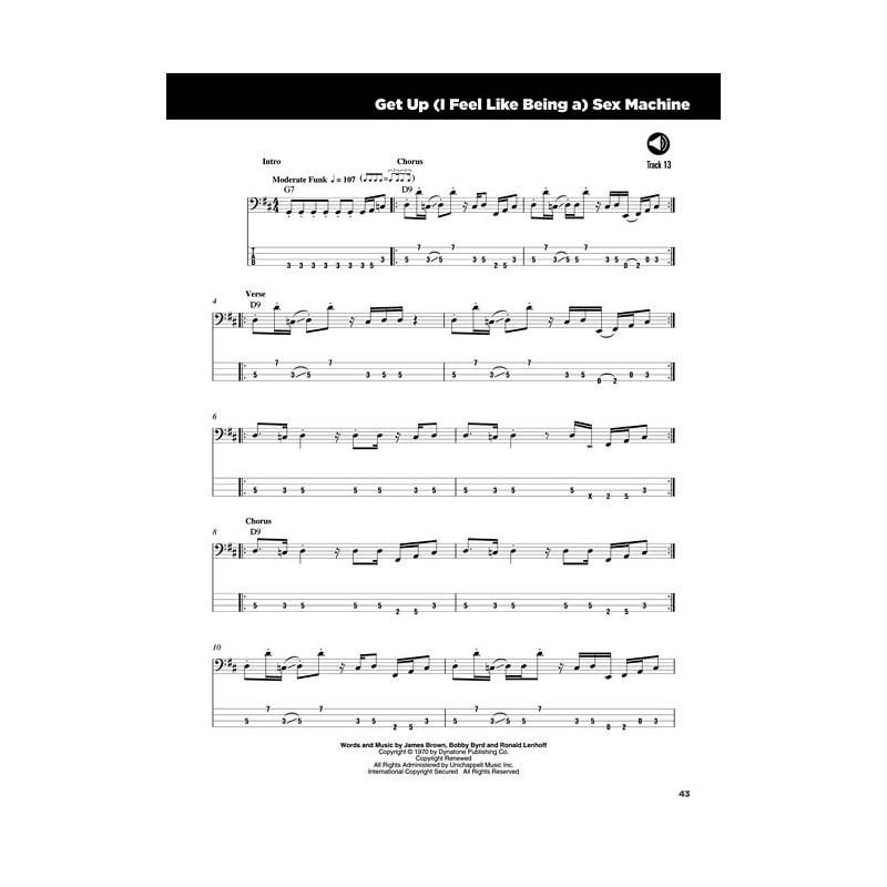 Glenn Letsch 25 Great Bass Lines
