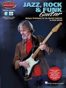 Jazz, Rock & Funk Guitar (book/Audio Online)