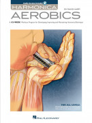 Harmonica Aerobics (book/Audio Online)