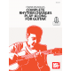 Complete Rhythm Changes Play-Along for Guitar (Book /Online Audio)