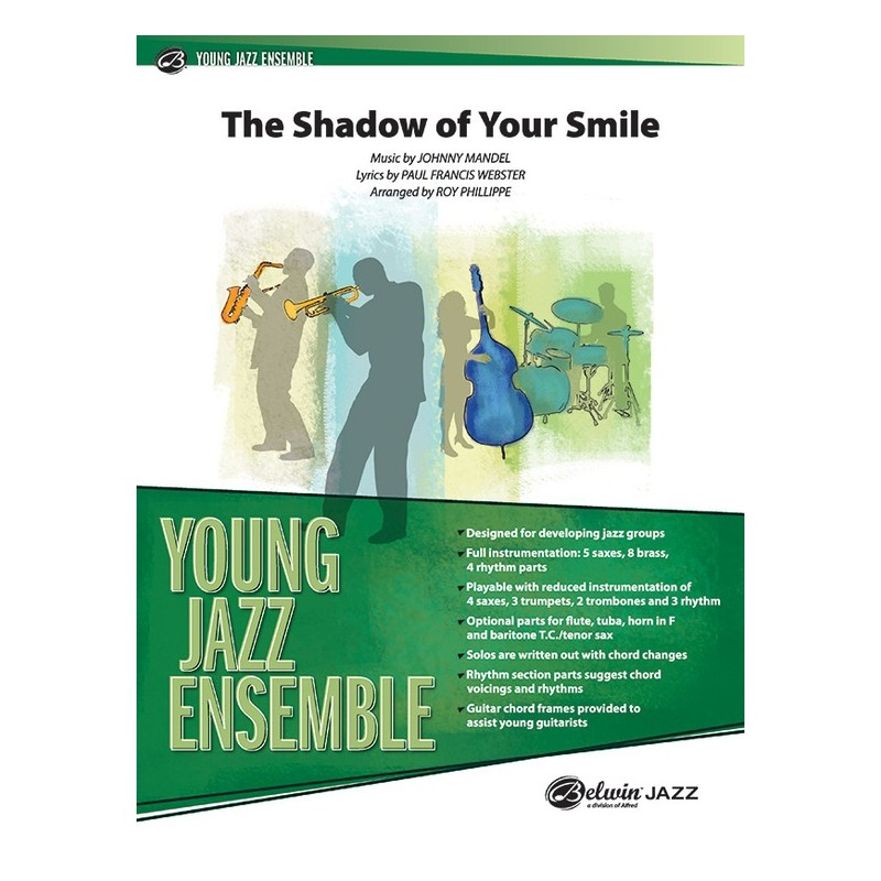 The Shadow Of Your Smile With Cd Birdland Shop