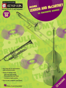 Jazz Play-Along Volume 58: More Lennon and McCartney (book/CD)