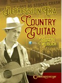 Depression Era - Country Guitar (book/Audio Online)