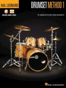 Hal Leonard Drumset Method – Book 1 (book/DVD & Audio Online)