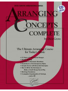 Arranging Concepts Complete (book/CD)