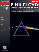 Dark Side of the Moon - Bass Play-along Volume 23 (book/CD)