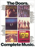 The Doors: Complete Music (Piano, Vocal)