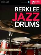 Berklee Jazz Drums (book/Audio Online)