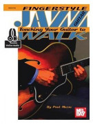 Fingerstyle Jazz Guitar (book/Audio Online)