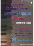 Ultimate Contemporary Rhythm Keyboard Grooves (book/CD)