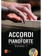 Accordi per pianoforte - Volume 1 (libro/Audio Video)