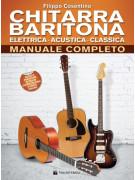 Chitarra Baritona - Manuale Completo (libro/Audio Online)