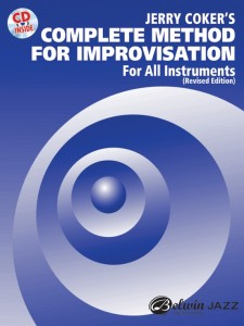Complete Method for Improvisation for All Instruments (book/CD)