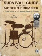 Survival Guide for the Modern Drummer (book/2 CD)
