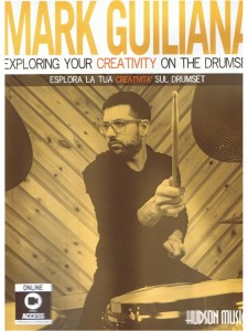 Esplora La Tua Creativita Sul Drumset (Book/Audio)