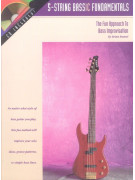 5-Strings Bassic Fundamentals (book/CD)