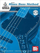 Blues Bass Method (book/CD)