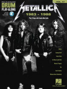 Metallica: 1983-1988 Drum Play-Along Volume 47 (book/Audio Online)