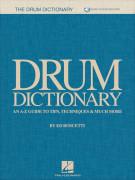 Drum Dictionary (book/Audio Online)