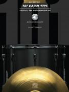 101 Drum Tips (book/CD)