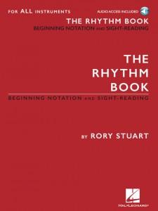 The Rhythm Book (book/Audio Online)