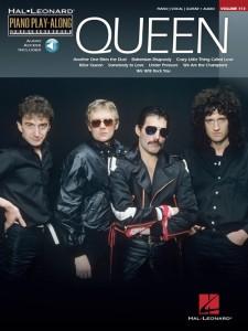 Piano Play-Along Volume 113: Queen (book/Audio Online)