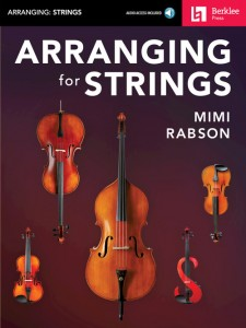Arranging for Strings (book/Audio Online)