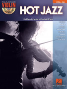 Violin Play-Along Volume 36: Hot Jazz (book/Audio Online)