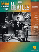 Beatles: Drum Play Along Volume 15 (book/Audio Online)