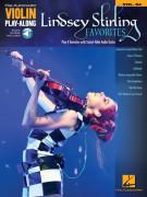Violin Play-Along Volume 64: Lindsey Stirling (book/Audio Online)