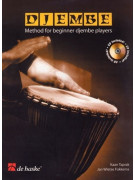 Djembe - Method for Beginner (book/CD)