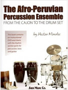 Afro-Peruvian Percussion Ensemble (book/DVD)