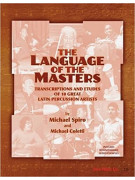 The Language of the Masters (book/download audio)