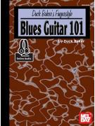 Fingerstyle Blues Guitar 101 (Book/Audio)