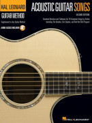 Hal Leonard - Acoustic Guitar Songs (book/Audio Online)