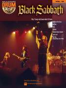 Black Sabbath: Drum Play-Along Volume 22 (book/CD)