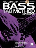 Hal Leonard: Bass Tab Method Songbook (book/CD)