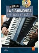 Suonare La Fisarmonica Con Tastiera A Pianoforte (libro/CD-MP3)