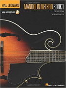 Hal Leonard Mandolin Method – Book 1 (book/CD)