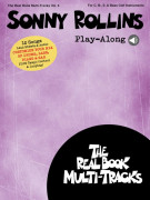 Sonny Rollins Play-Along (book/ Media Online)
