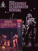 Creedence Clearwater Revival Guitar Pack (book/DVD)