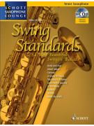 Swing Standards (book/CD)