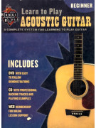 House of Blues - Learn to Play Acoustic Guitar: Beginner (book/CD/DVD)