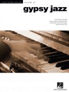 Gypsy Jazz: Jazz Piano Solos