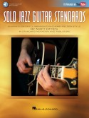 Solo Jazz Guitar Standards (book/Audio Online)