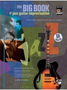 The Big Book of Jazz Guitar Improvisation (book/CD)