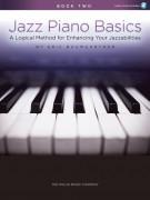 Jazz Piano Basics – Book 2 (book/Audio Online)